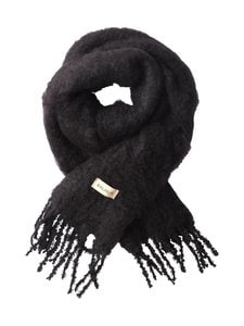 Balmuir - Kid Mohair -huivi - 199 BLACK | Stockmann