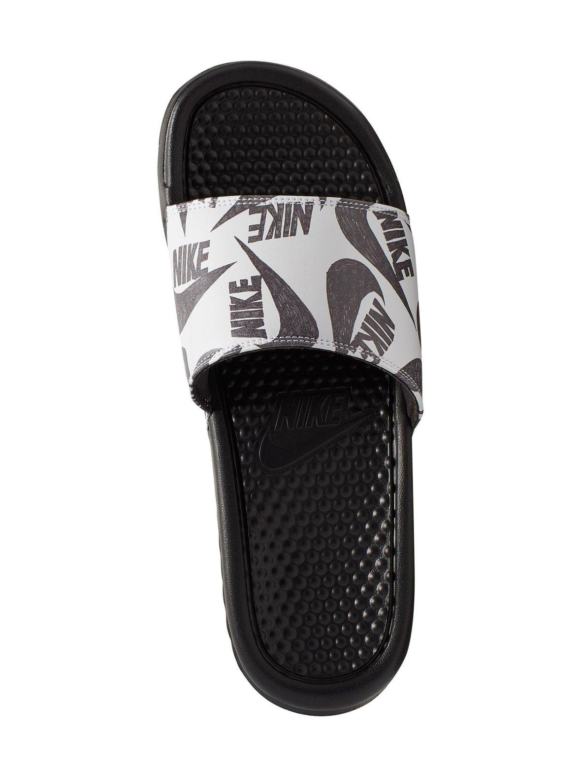 Benassi JDI Printed sandaalit