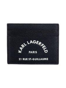 Karl Lagerfeld - Rue St Guillaume -korttikotelo - 999 BLACK | Stockmann