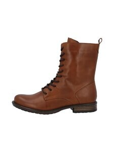 BIANCO - BIADANELLE Lace Up Boot -saappaat - 240 COGNAC | Stockmann