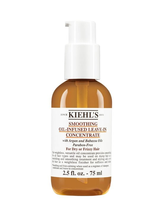 Kiehl's - Smoothing Oil-Infused Leave-In Concentrate -hiusnaamio 75 ml | Stockmann - photo 1