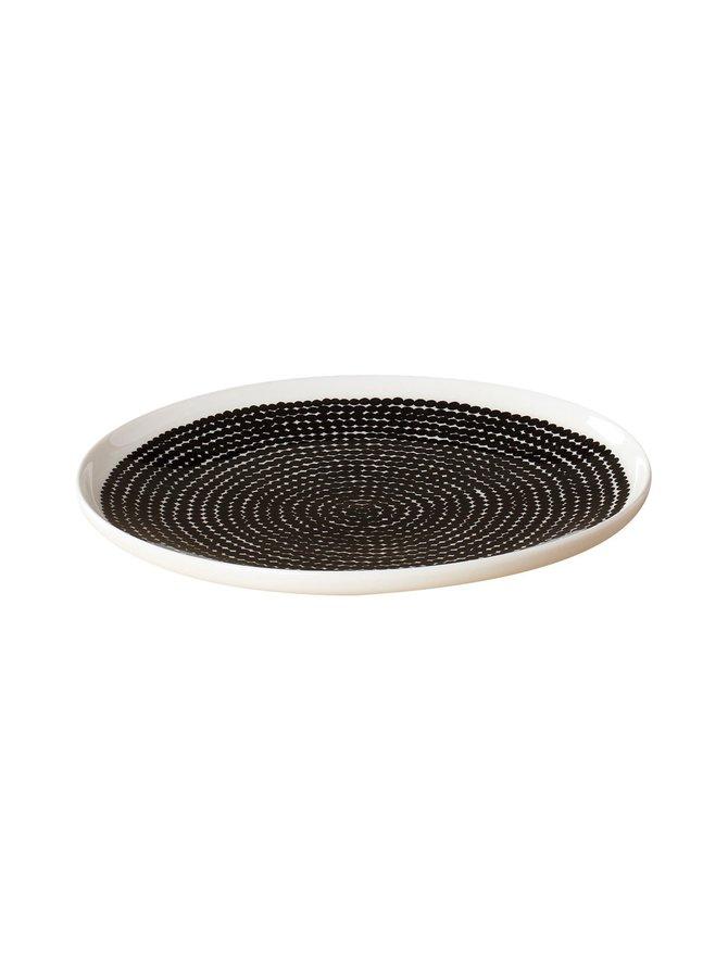 Oiva/Räsymatto-lautanen 25 cm