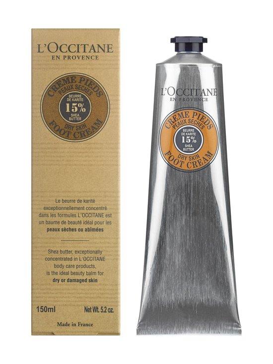 Loccitane - Shea Foot Cream -jalkavoide 150 ml | Stockmann - photo 1