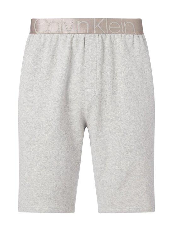 Calvin Klein Underwear - Pyjamashortsit - PGK GREY HEATHER | Stockmann - photo 1