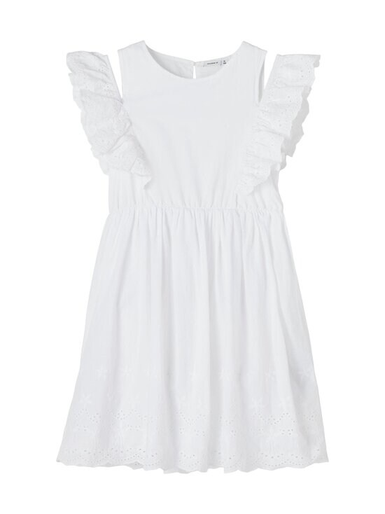 Name It - NkfFanne Spencer -mekko - BRIGHT WHITE | Stockmann - photo 1