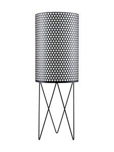 Gubi - PD2 Floor Lamp -lattiavalaisin - BLACK SEMI MATT | Stockmann