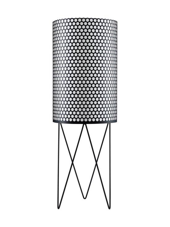 Gubi - PD2 Floor Lamp -lattiavalaisin - BLACK SEMI MATT | Stockmann - photo 1