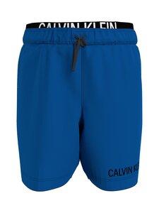 Calvin Klein Kids - Medium Double Waistband -shortsit - C5D BOBBY BLUE | Stockmann