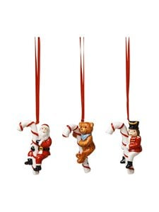 Villeroy & Boch - Nostalgic Ornaments Candy Cane -joulukoriste 3 kpl - MULTICO | Stockmann