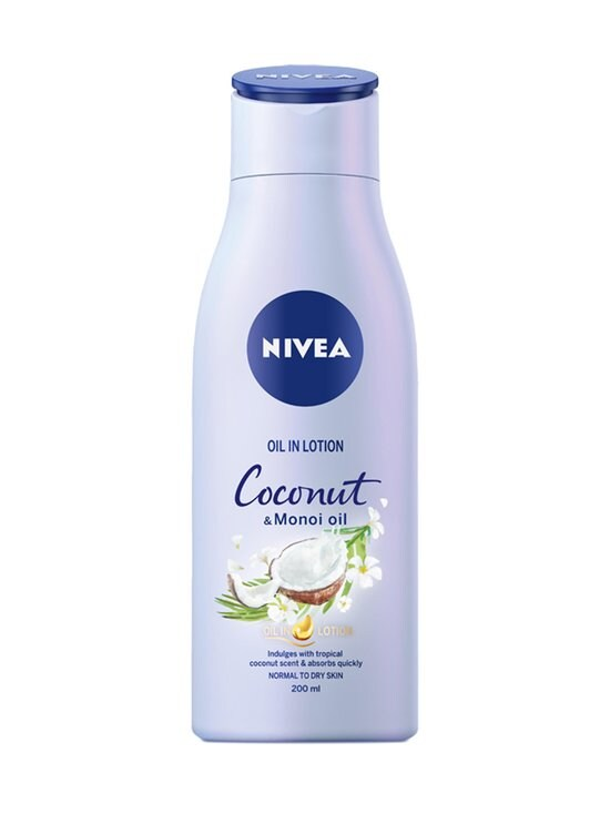 NIVEA - Oil In Lotion Coconut Monoi Oil Body emulsion -vartalovoide 200 ml - NOCOL | Stockmann - photo 1