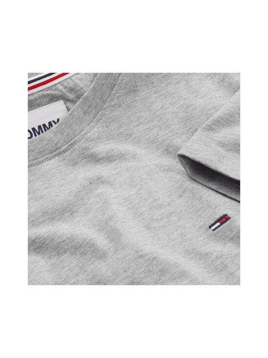 Tommy Jeans - Tjm Original Jersey Tee -paita - 038 LT GREY HTR | Stockmann - photo 3