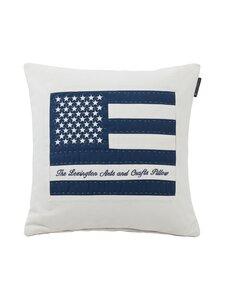 Lexington - Arts & Crafts -tyynynpäällinen - 1069 OFF WHITE/BLUE | Stockmann