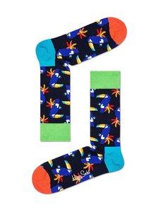 Happy Socks - Toucan-sukat - 6500-BLUE | Stockmann