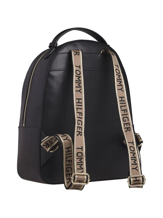 Tommy Hilfiger - Iconic Tommy Backpack -reppu - BDS BLACK | Stockmann - photo 2