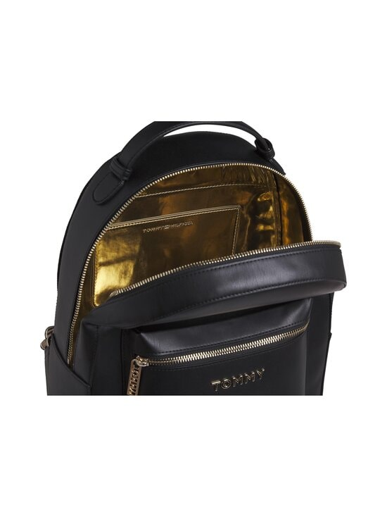 Tommy Hilfiger - Iconic Tommy Backpack -reppu - BDS BLACK | Stockmann - photo 3
