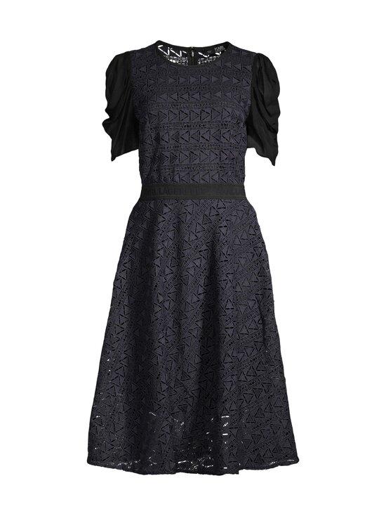 Karl Lagerfeld - Karl Lace Dress -mekko - 315 315 NAVY/BLACK   Stockmann - photo 1