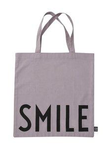 Design Letters - Favourite Tote Bag -kangaskassi - PURPLE | Stockmann