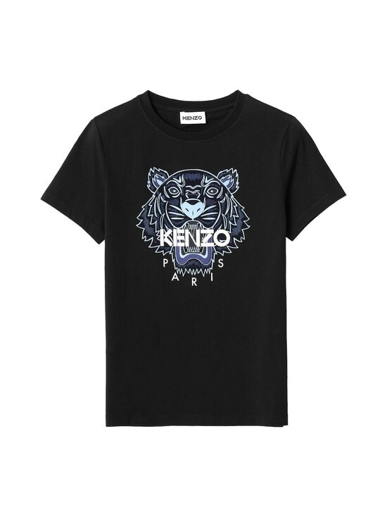 Kenzo - CLASSIC T SHIRT TIGER -paita - 99 BLACK | Stockmann - photo 1