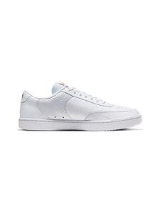 Nike - Nike Court Vintage Premium -tennarit - 100 WHITE/BLACK-TOTAL ORANGE | Stockmann
