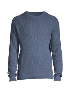 CONSTRUE - HADANO structure knit -neule - LT. DENIM BLUE | Stockmann