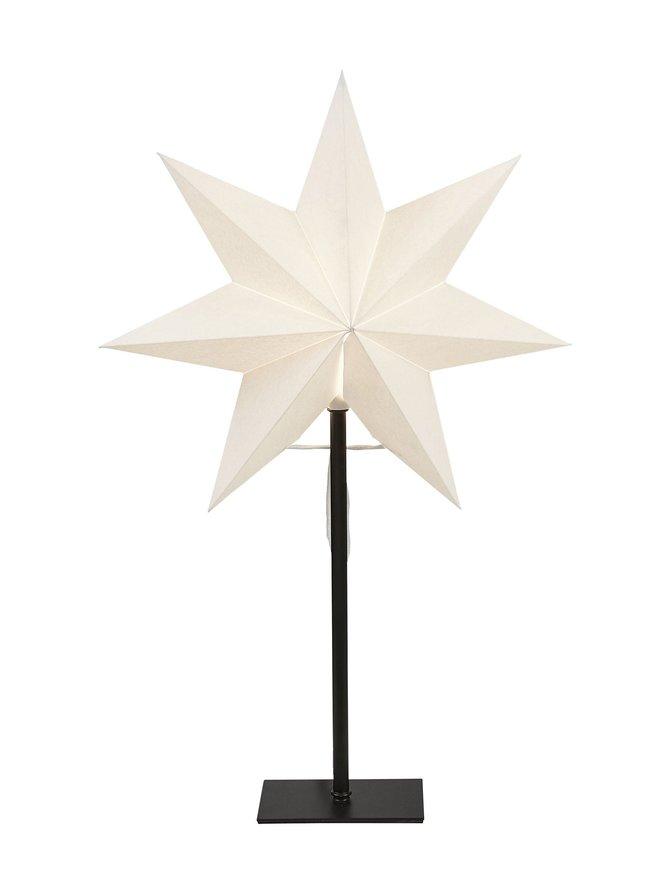 Star on Base Frozen -koristevalo 35 x 55 x 15 cm