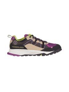 Timberland - Garrison Trail -sneakerit - BLACK MESH W PURPLE | Stockmann