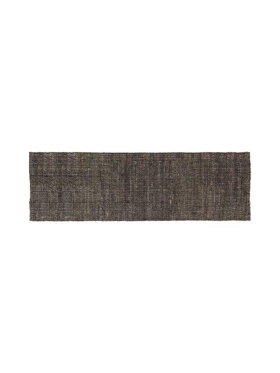 Dixie - Filip-juuttimatto 80 x 250 cm - BLACK MELANGE | Stockmann - photo 1