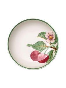 Villeroy & Boch - French Garden Modern Fruits Cherry -syvä lautanen 23,5 cm - CHERRY | Stockmann