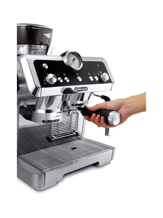 Delonghi - La Specialista EC9335M -espressokeitin - STEEL/BLACK | Stockmann - photo 3