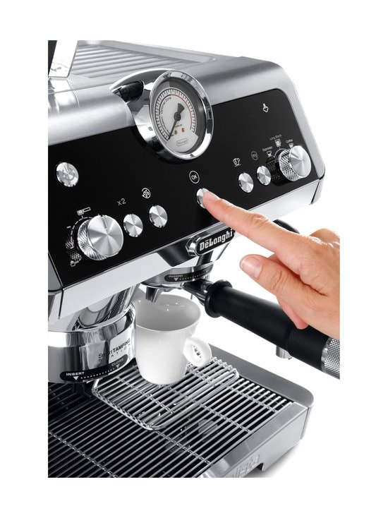 Delonghi - La Specialista EC9335M -espressokeitin - STEEL/BLACK | Stockmann - photo 4