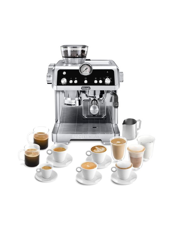 Delonghi - La Specialista EC9335M -espressokeitin - STEEL/BLACK | Stockmann - photo 7
