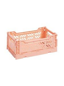 HAY - Colour Crate S -laatikko 26,5 x 17 x 10,5 cm - SALMON | Stockmann