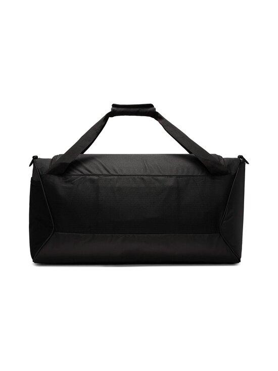 Nike - Brasilia Training Duffel Bag Medium -laukku - 010 BLACK/BLACK/WHITE | Stockmann - photo 2