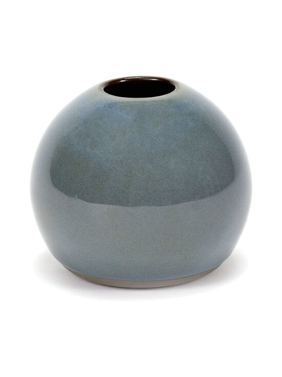 Serax - Anita Ball Vase Mini -maljakko 2,5 x 6 cm - SMOKEY BLUE (SININEN) | Stockmann - photo 1