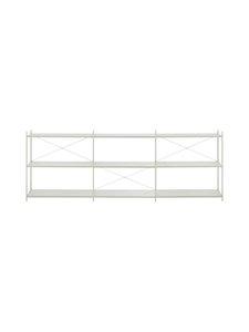 Ferm Living - Punctual Shelving System -hylly 278,3 x 100 cm - GREY   Stockmann