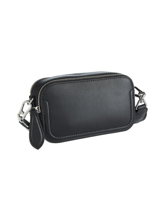Karl Lagerfeld - K/Ikonik 3D Pin Camera Bag -nahkalaukku - 999 BLACK   Stockmann - photo 2