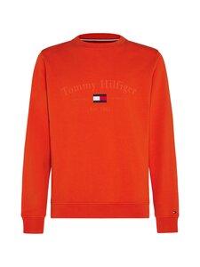 Tommy Hilfiger - Organic Cotton 1985 Logo Sweatshirt -collegepaita - SNC TUCSON ORANGE | Stockmann