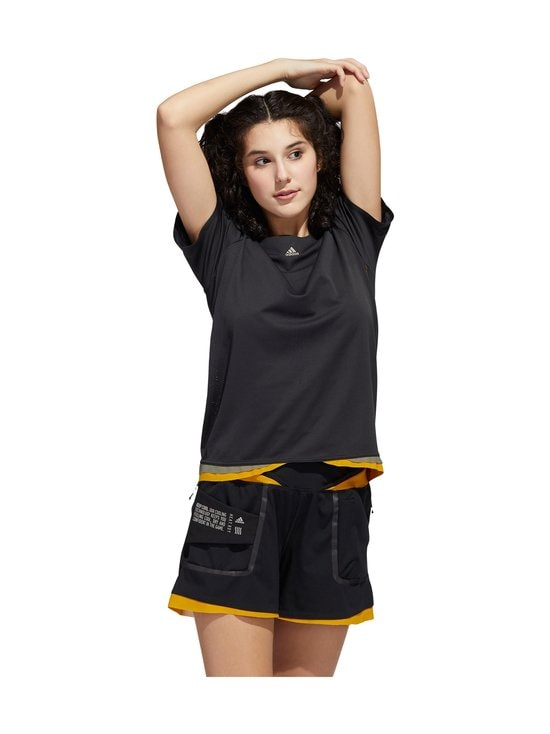 adidas Performance - Heat.Rdy Prime Training Tee -paita - BLACK | Stockmann - photo 8