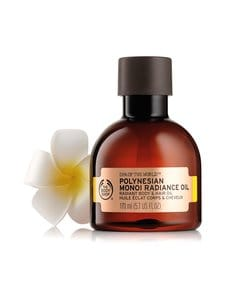 The Body Shop - Body & Hair Oil Polynesian Monoi -vartalo- ja hiusöljy 170 ml | Stockmann