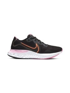 Nike - W Renew Run -juoksukengät - 001 BLACK/ORANGE PULSE-WHITE-PINK   Stockmann