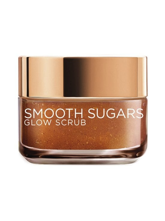 L'Oréal Paris - Smooth Sugars Glow Scrub -sokerikuorinta 50 ml | Stockmann - photo 1