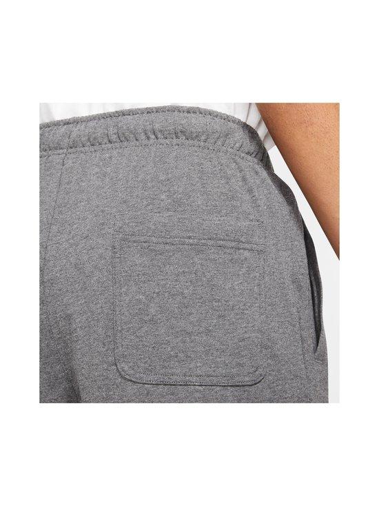 Nike - Sportswear Club Fleece -shortsit - 071 CHARCOAL HEATHR/WHITE   Stockmann - photo 4