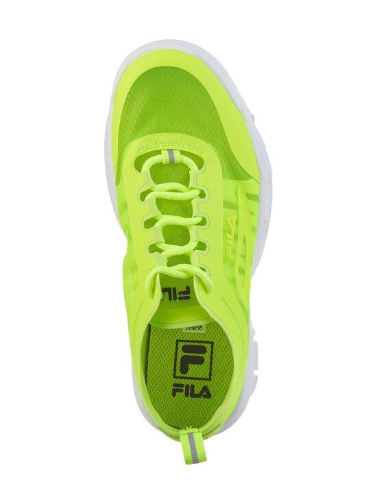 Fila - W Disruptor Run CB -sneakerit - 60M - NEON LIME | Stockmann - photo 2