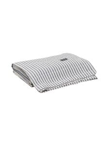Gant Home - Stripe Bedthrow -päiväpeite 150 x 200 cm - 421 MOONLIGHT BLUE | Stockmann