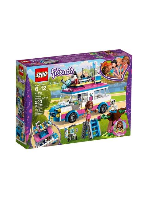 LEGO Olivian tehtäväauto