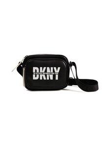 Dkny - HANDLE BAG JUNIOR -laukku - 09B BLACK   Stockmann