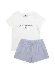 Lexington - Pyjama - LIGHTBLUE STRIPE | Stockmann