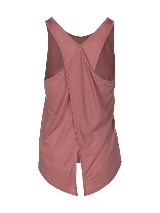 Casall - Ease Crossback Tank -toppi - 123 COMFORT PINK | Stockmann - photo 2