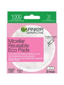 Garnier - Facial Pad -mikrokuitupesulaput 3 kpl | Stockmann