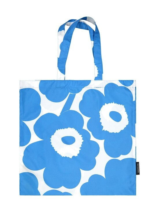 Marimekko - Lopulta Pieni Unikko -laukku - 510 BLUE, WHITE | Stockmann - photo 1